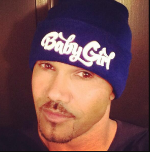 Shemar Moore Baby girl association