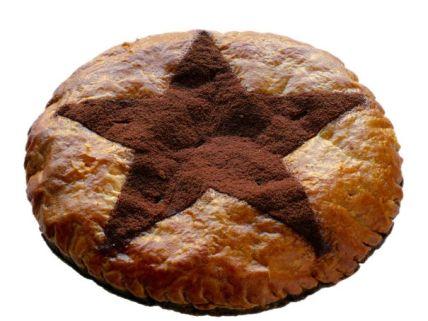 galette au chocolat Jean-Paul Hévin