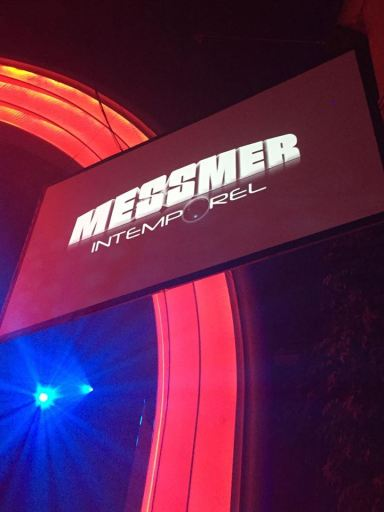 Messmer intemporel grand rex