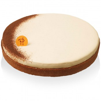 tarte infiniment vanille de Pierre Hermé
