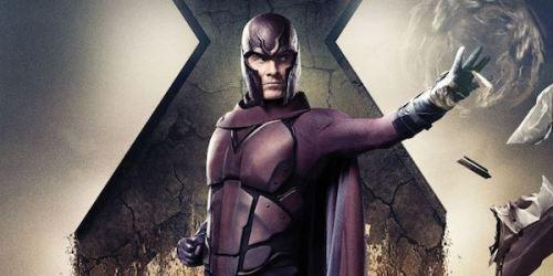 Michael Fassbender est Magneto