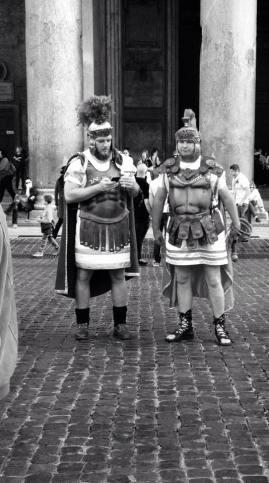 Gladiators romains