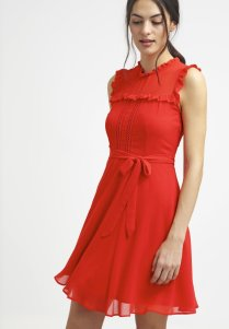 Robe Orange Dorothy Perkins