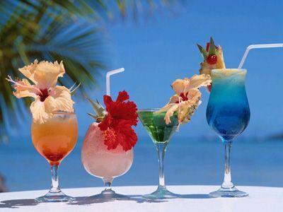 Cocktails plaisirs
