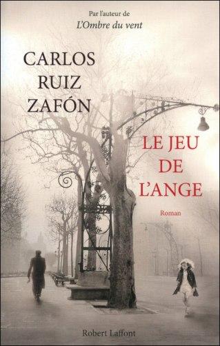 Le Jeu de l'Ange de Carlos Ruiz Zafon