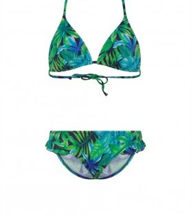 Maillot de bain tropical