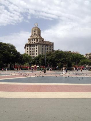 Plaza Catalunya 1