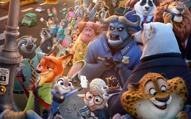 zootopie movie