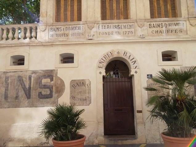 Bains de Montpellier