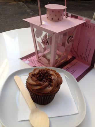 Cupcake au nutella My Cupcake by Lila