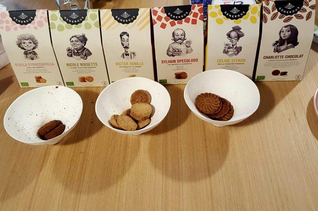 Generous biscuits