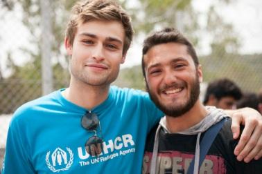 Douglas Booth UNHCR