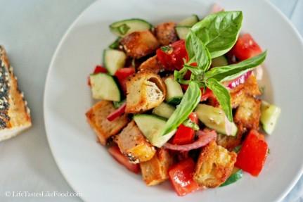 Panzanella (salade florentine)