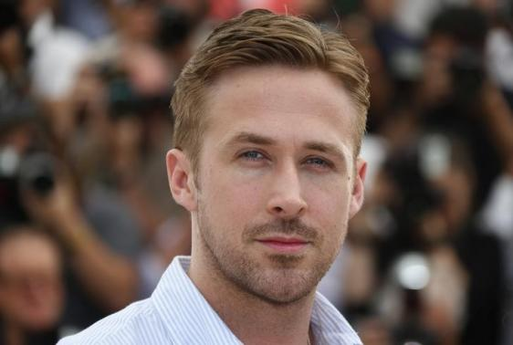 "Director Ryan Gosling poses during a photocall for the film ""Lost River"" in competition for the category ""Un Certain Regard"" at the 67th Cannes Film Festival in Cannes"