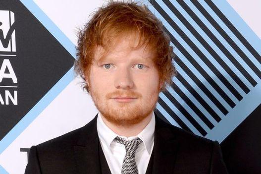 Ed-Sheeran charmant