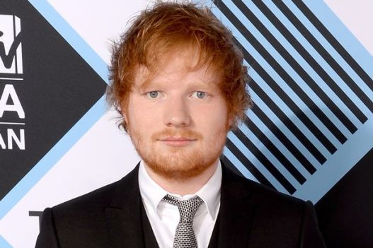 Ed-Sheeran charmant