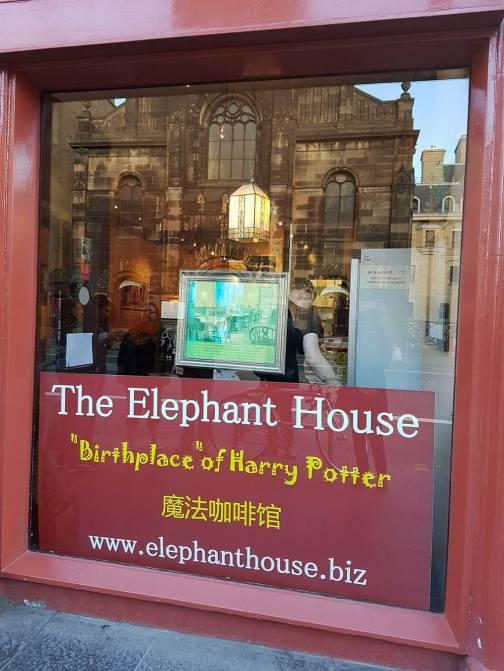 L'Elephant House