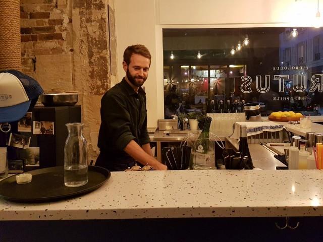Bar à cidre