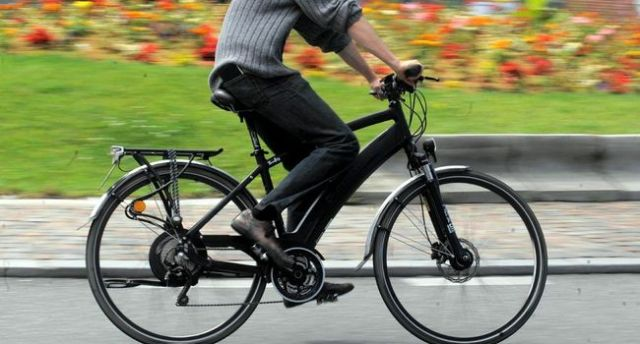vélo travail