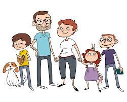 Les 10 commandements la famille
