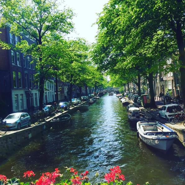 Amsterdam's canals