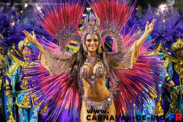 carnaval de rio danseuse