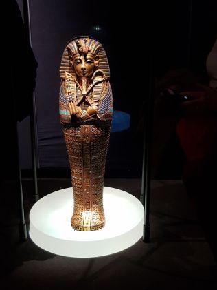 Mini sarcophage
