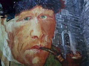 Autoportrait à l'oreille bandée