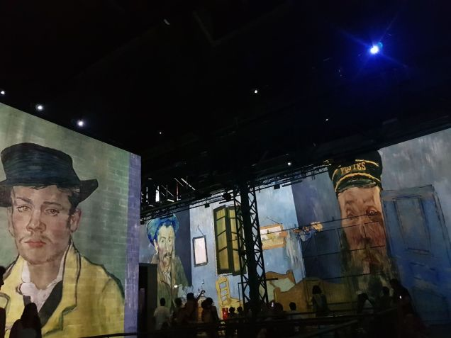 Exposition Van Gogh 1