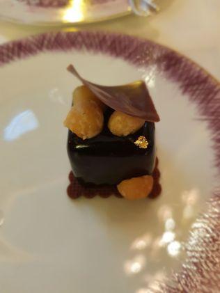 Chocolat noir-caramel