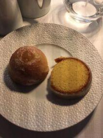Cake vanille et dôme citron