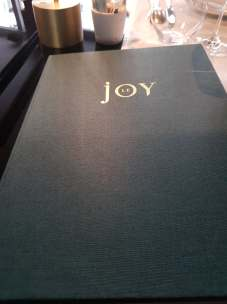 Carte du Joy